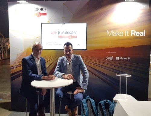 TelexTorage participó en el Dell Technologies Forum 2018
